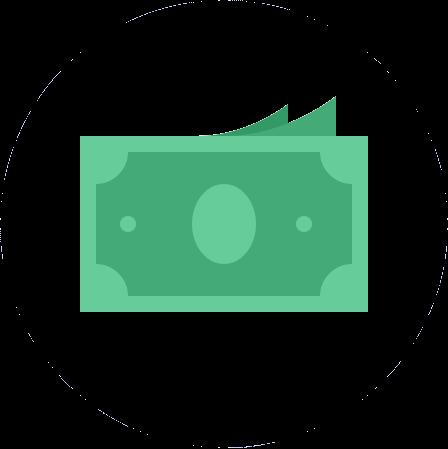 Pronto! Receba o dinheiro do seu empréstimo ou cartão de crédito consignado